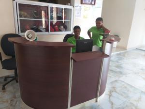 Atiwa Guesthouse, Отели типа «постель и завтрак»  Ashonman - big - 12