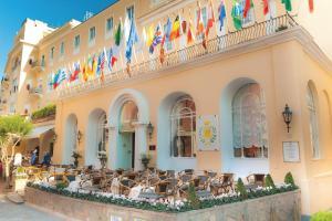 Grand Hotel Quisisana Hotel Review Capri Italy Travel