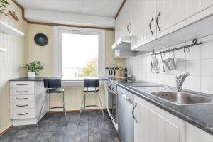 Nice and bright apartment central in Kristiansand