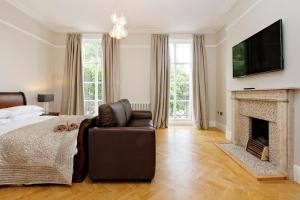 Alojamiento Vacacional Marylebone Rooms and Apartments