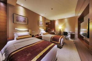 Ramada Plaza by Wyndham Shanghai Caohejing Hotel, Hotel  Shanghai - big - 2