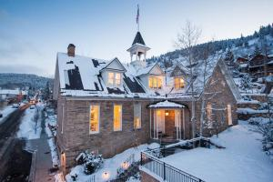 Washington School House Hotel - Park City
