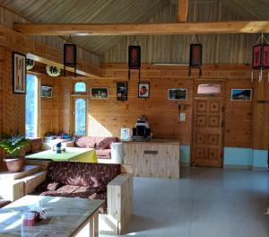Auberges de jeunesse - Dev conifers cottages