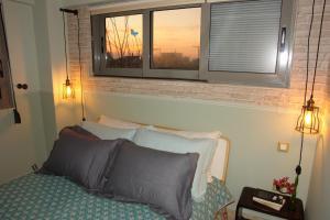 """Green apartment"" close to Port & Center - PARKING Achaia Greece"