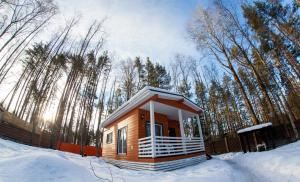 Cottages Sosnovo Life - Vonkolovo
