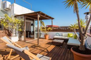 Exclusive Sagrada familia penthouse with sea views