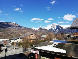 40 Edelweiss des neiges - Hotel - Morillon