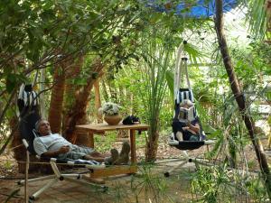 גן עדן בערבה Arava Paradise - Ne'ot HaKikar