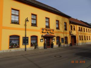 Gasthaus Stadt Bad Sulza - Bad Sulza