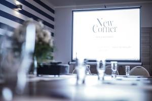 New Corner, Affittacamere  Niechorze - big - 36