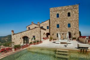 Castello di Velona Resort Thermal SPA & Winery, Hotels  Montalcino - big - 96