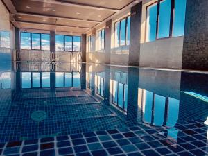 Апартаменты Сочи с бассейном