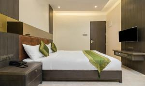 Double Room Treebo Trend Oyster Suite