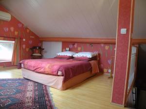 chambre familiale Bourgogne B&B