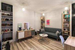 Adorable cocoon in the heart of Batignolles for 4p