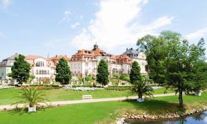 Hotel Residenz am Rosengarten - Haard