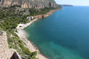 3 BDS-5min. walk to the BEACH Argolida Greece