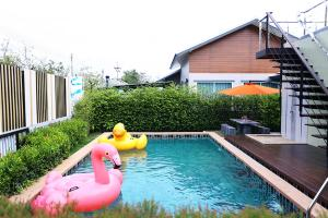 Thacha Pool Villa A - Suan Son