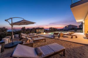 Villa Olea luxury retreat with nature blend