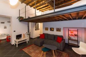 Contemporary Loft in the Historic Center of Turin - AbcAlberghi.com