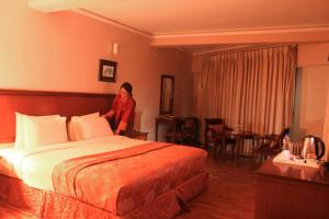 Hostels und Jugendherbergen - Hotel Galingkha