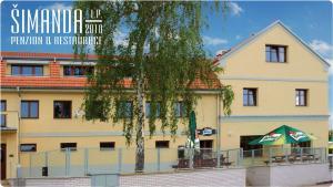 Гостевой дом Penzion a Restaurace Simanda, Прага