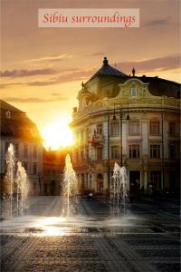 Hotel Golden Tulip Ana Tower Sibiu, Hotels  Sibiu - big - 47