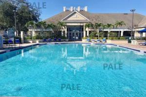 obrázek - Idyllic 4-bedroom vacation home near Disney/Orlando