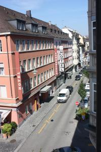 Alexander Guesthouse Zurich Old Town, Penziony  Curych - big - 35