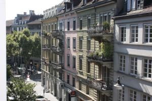 Alexander Guesthouse Zurich Old Town, Penziony  Curych - big - 31