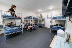 Nomads Capital Backpackers - Wellington, Хостелы  Веллингтон - big - 3