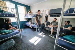 Nomads Capital Backpackers - Wellington, Хостелы  Веллингтон - big - 20