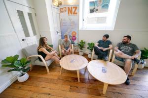 Nomads Capital Backpackers - Wellington, Хостелы  Веллингтон - big - 35