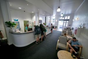 Nomads Capital Backpackers - Wellington, Хостелы  Веллингтон - big - 38
