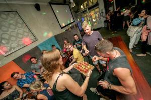 Nomads Capital Backpackers - Wellington, Хостелы  Веллингтон - big - 10