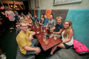 Nomads Capital Backpackers - Wellington, Хостелы  Веллингтон - big - 17