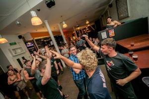 Nomads Capital Backpackers - Wellington, Хостелы  Веллингтон - big - 16