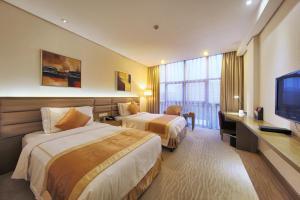 Ramada Plaza by Wyndham Shanghai Caohejing Hotel, Hotel  Shanghai - big - 47