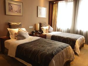 Ramada Plaza by Wyndham Shanghai Caohejing Hotel, Hotel  Shanghai - big - 5