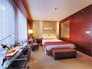 Ramada Plaza by Wyndham Shanghai Caohejing Hotel, Hotel  Shanghai - big - 44