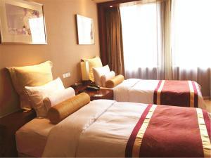 Ramada Plaza by Wyndham Shanghai Caohejing Hotel, Hotel  Shanghai - big - 51