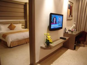 Ramada Plaza by Wyndham Shanghai Caohejing Hotel, Hotel  Shanghai - big - 40