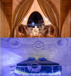 Snowhotel Kirkenes - Nikel'
