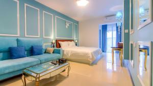 Guangzhou Garden Theme Apartment