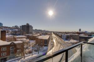 obrázek - Queentigrity - new condo with gym, rooftop terrasse and parking!
