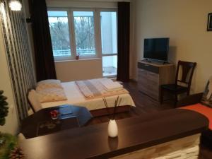 Komfortowy Apartamen nad morzem w Kołobrzegu 300 m od morza w dzielnicy uzdrowiskowej