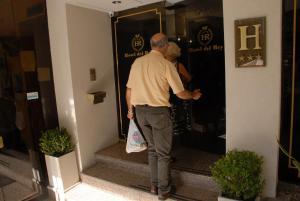 Hotel Del Rey, Hotel  La Plata - big - 17