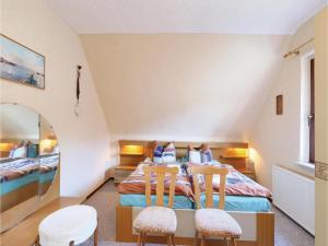 Apartment Friedr.-Ludw. Jahn Str X, Apartments  Ostseebad Koserow - big - 9