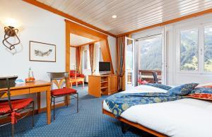 Derby Swiss Quality Hotel, Hotels  Grindelwald - big - 26