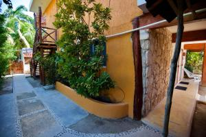 Golden Paradise Town, Hotel  Isola Holbox - big - 14
